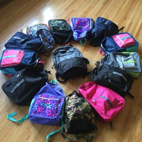 Back-to-School Backpacks