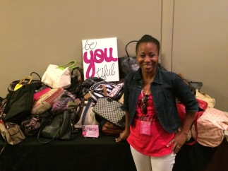 Operation Purse Gathering at Beautiful Conference